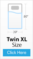 Sealy Firm Twin XL Size Mattresses