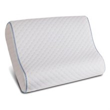Sealy Accessories memory foam contour pillow