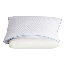 Sealy Accessories sealy half and half bed pillow