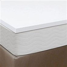 Sealy Twin Size Mattress Toppers sealy 1 5 inch memory foam topper twin