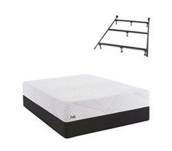 Twin XL Size Firm Mattress Bundles sealy smb upbeat 9 inch firm