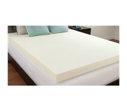 Sealy Twin Size Mattress Toppers comfort revolution 3 inch memory foam topper