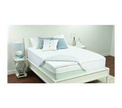 Sealy California King Size Mattress Toppers comfort revolution 2 inch memory foam topper