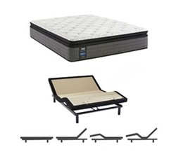 Mattress Adjustable Base sealy smb hallie grace pl ept