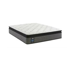 Full Size Cushion Firm Euro Top Mattress Only sealy smb hallie grace pl ept