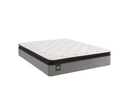 Sealy King Size Cushion Firm Euro Top Mattresses  sealy smb rio blanco pl et