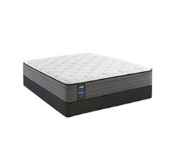Sealy Cushion Firm Euro Top Mattresses sealy smb hallie grace pl et