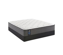 Sealy Cushion Firm Euro Top Mattresses sealy smb hallie grace cf et
