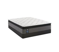 Twin Size Standard Height 9 in Mattress Sets sealy smb hallie grace cf ept