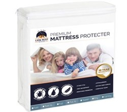 Mattress Protectors lion rest premium fitted mattress protector